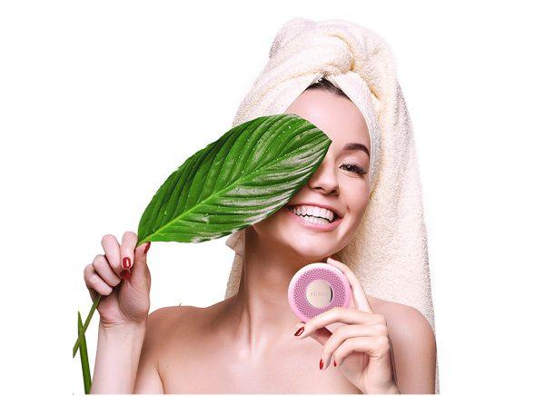 FOREO UFO mini 2, mascarilla facial, mascarilla facial inteligente, mascarilla piel, cuidado facial, cuidado piel, innovación cosmética, dispositivos cosmética facial, innovación bienestar, cuidado de la piel, femtech, tecnología cosmética, bienestar, belleza, innovación facial
