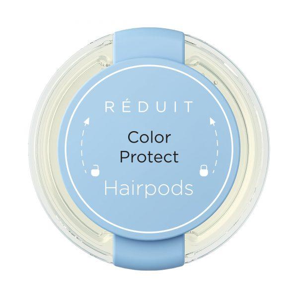 Réduit HairpodsColor Protect, haircare, hairpods, microtecnología, sostenible, cuidado del cabello, tratamiento eficaz